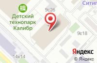 Схема проезда до компании Реал Бьюти Гифтс в Москве
