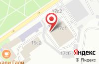 Схема проезда до компании Стройком в Москве
