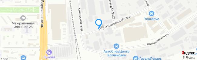 проезд Варшавский 2-й