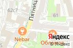 Схема проезда до компании Страз в Москве