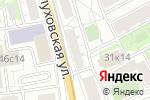 Схема проезда до компании MMCIS в Москве