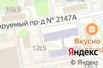 Схема проезда до компании Столичный аудит в Москве