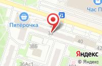 Схема проезда до компании Фирма Тдс-Ф в Москве