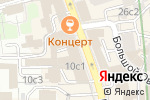 Схема проезда до компании Bloom в Москве