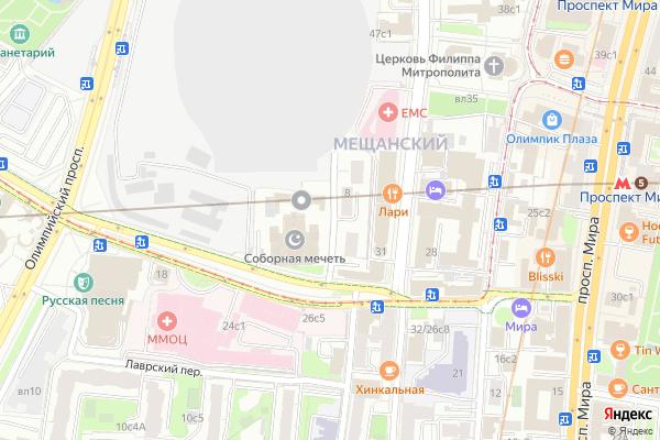 Ремонт телевизоров Выползов переулок на яндекс карте