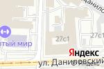 Схема проезда до компании Massage Msk в Москве
