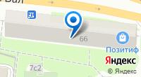 Компания Позитиф на карте