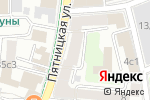 Схема проезда до компании Bamax в Москве