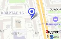 Схема проезда до компании САЛОН СРЕДСТВ СВЯЗИ АБОНЕНТ в Москве