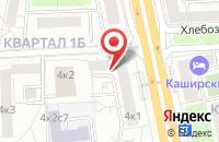 Схема проезда до компании Эталонстройбезопасность в Москве