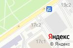 Схема проезда до компании МДК-Партнёр в Москве