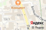 Схема проезда до компании СоветникЪ в Москве