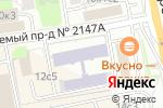 Схема проезда до компании Сертификация логистика Вэд в Москве