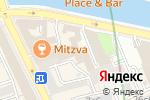 Схема проезда до компании Винтаж N в Москве