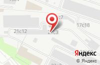 Схема проезда до компании Центр Тиснения и Упаковки Арт-Принт в Москве