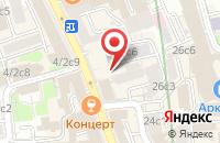 Схема проезда до компании Сканер-Дени в Москве