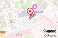 Схема проезда до компании Ренесанс в Подольске