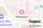 Схема проезда до компании Московский областной медицинский колледж №1 в Москве