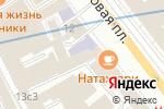 Схема проезда до компании Московский Православный институт св. Иоанна Богослова в Москве