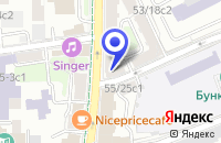 Схема проезда до компании ИНФОРМАЦИОННО-РЕКЛАМНОЕ АГЕНТСТВО ПАРТНЕР в Москве