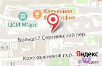 Схема проезда до компании Постолит в Москве
