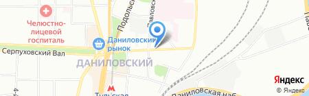 Правильный Выбор на карте Москвы
