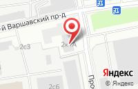 Схема проезда до компании Бизнес-Проспект в Москве
