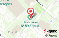 Схема проезда до компании Вэлф Энд Фелисити в Москве