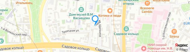 Калмыков переулок