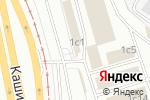 Схема проезда до компании Феррон в Москве