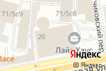 Схема проезда до компании Дом Роналда Макдоналда в Москве