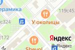 Схема проезда до компании Банк Хованский в Москве