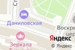 Схема проезда до компании Wedding.ru в Москве