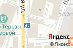 Схема проезда до компании ЛиграСервис в Москве