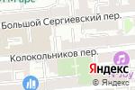Схема проезда до компании ИСЗС-Монтаж в Москве