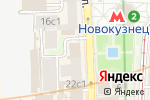 Схема проезда до компании Ortix в Москве