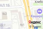 Схема проезда до компании Мастеровой-631 в Москве