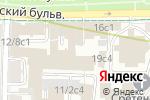 Схема проезда до компании Мегарусс-Д в Москве