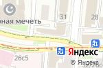 Схема проезда до компании Gruppo colorobbia в Москве
