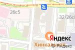 Схема проезда до компании SMOKY SQUAD в Москве