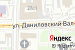 Схема проезда до компании Фотоскидка в Москве