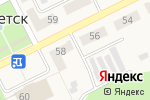 Схема проезда до компании Усадьба в Советске
