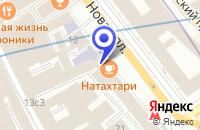 Схема проезда до компании МЕБЕЛЬНАЯ КОМПАНИЯ ИЗИДА ПЛЮС в Москве