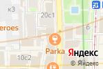 Схема проезда до компании Отостик.Москва в Москве