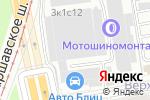 Схема проезда до компании Pedrollo в Москве