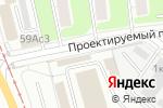 Схема проезда до компании Grohe в Москве
