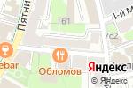 Схема проезда до компании Стиль в Москве