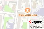 Схема проезда до компании Хозяйственные товары в Москве