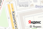 Схема проезда до компании Careas в Москве