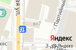 Схема проезда до компании Moscow-HD в Москве